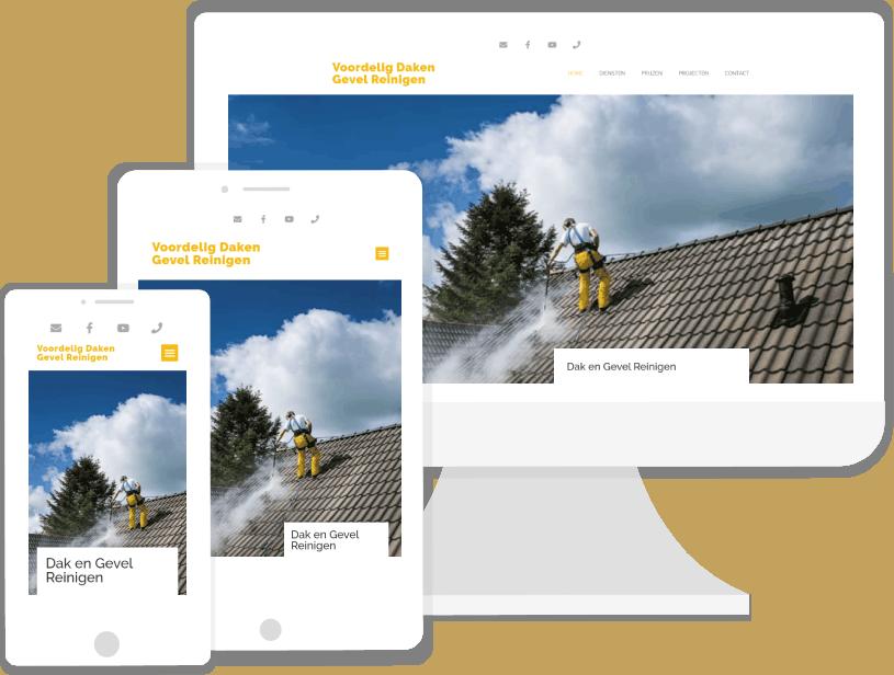 Givni Webdesign - responsive website laten maken