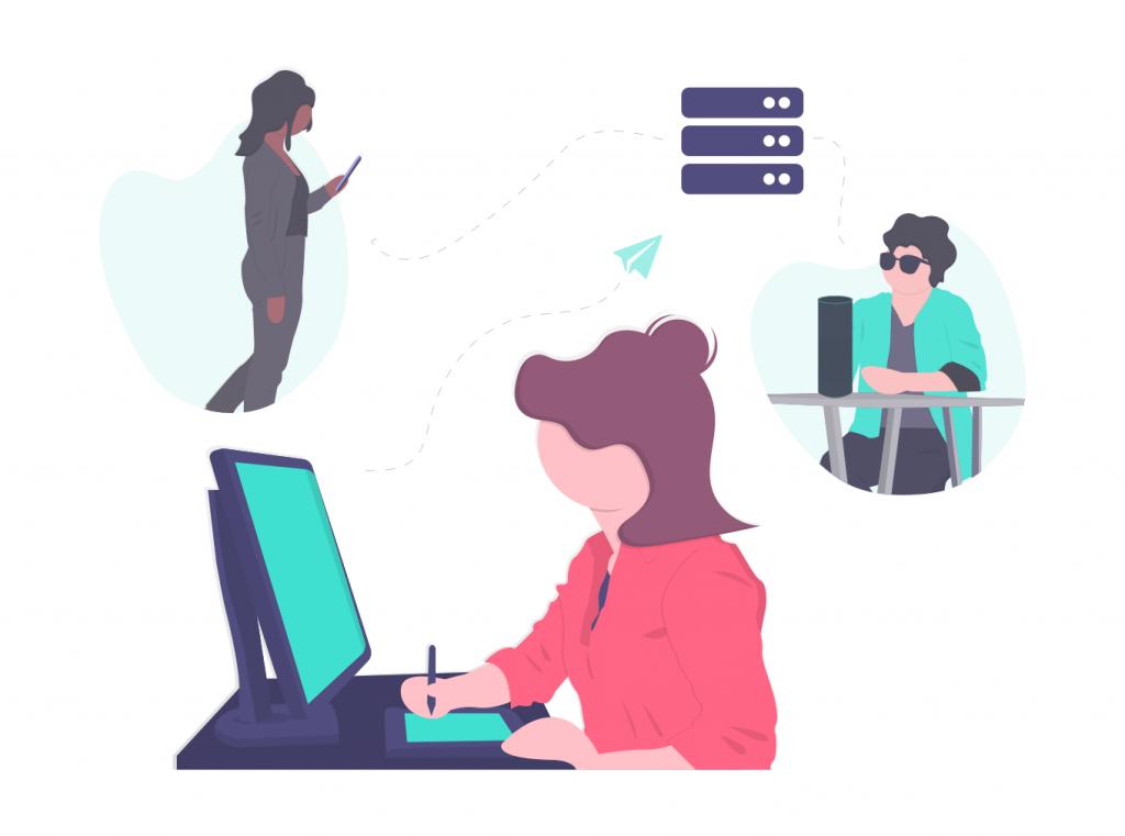 Gebruikerservaring website