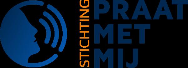 Logo stichting praat met mij